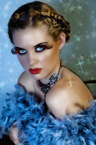 Mblengngerrr Fantasy Makeup