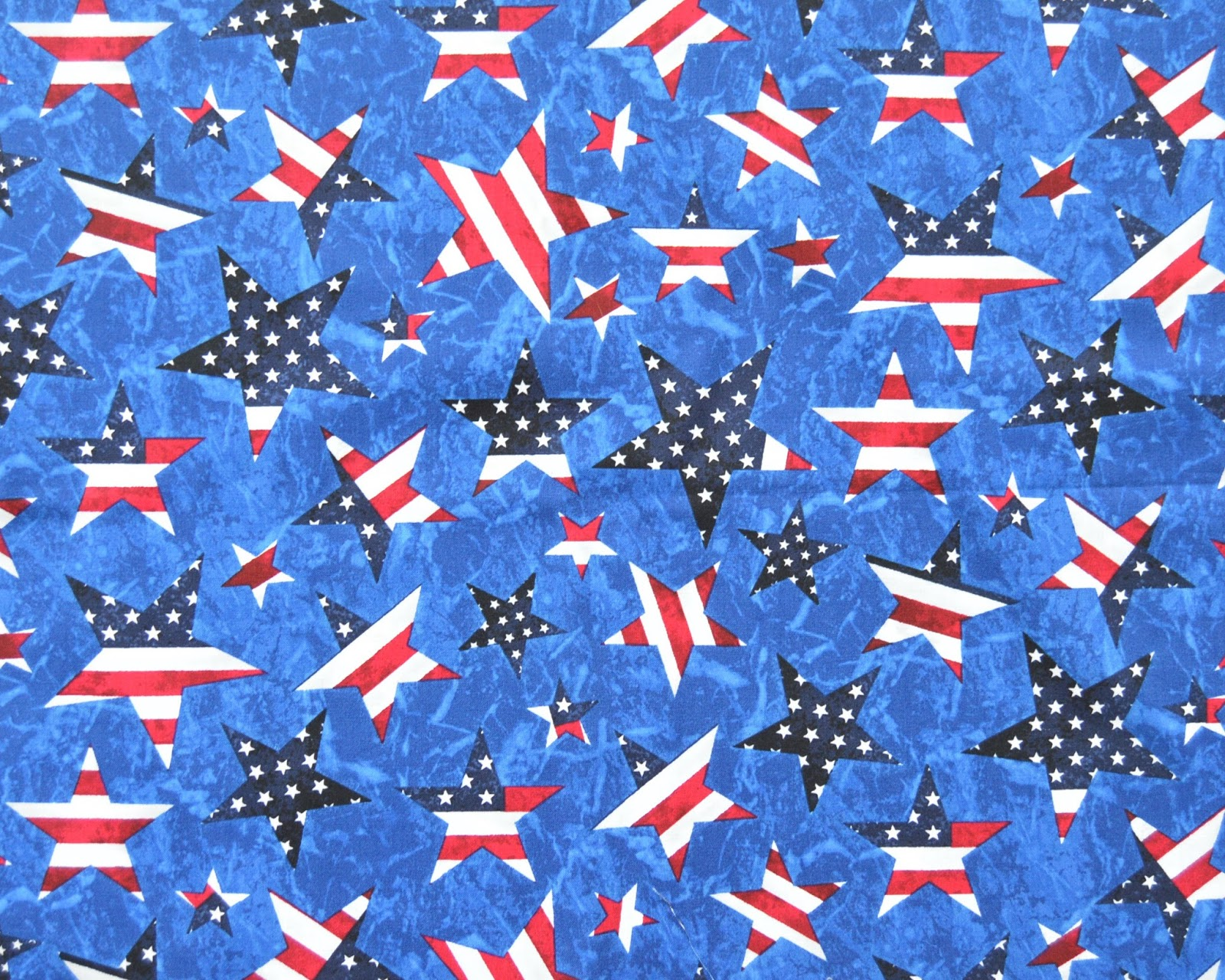 Inspired By Fabric New American Pride Prints