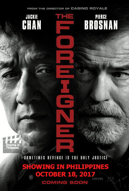 The Foreigner PH Release Date on October 18, 2017