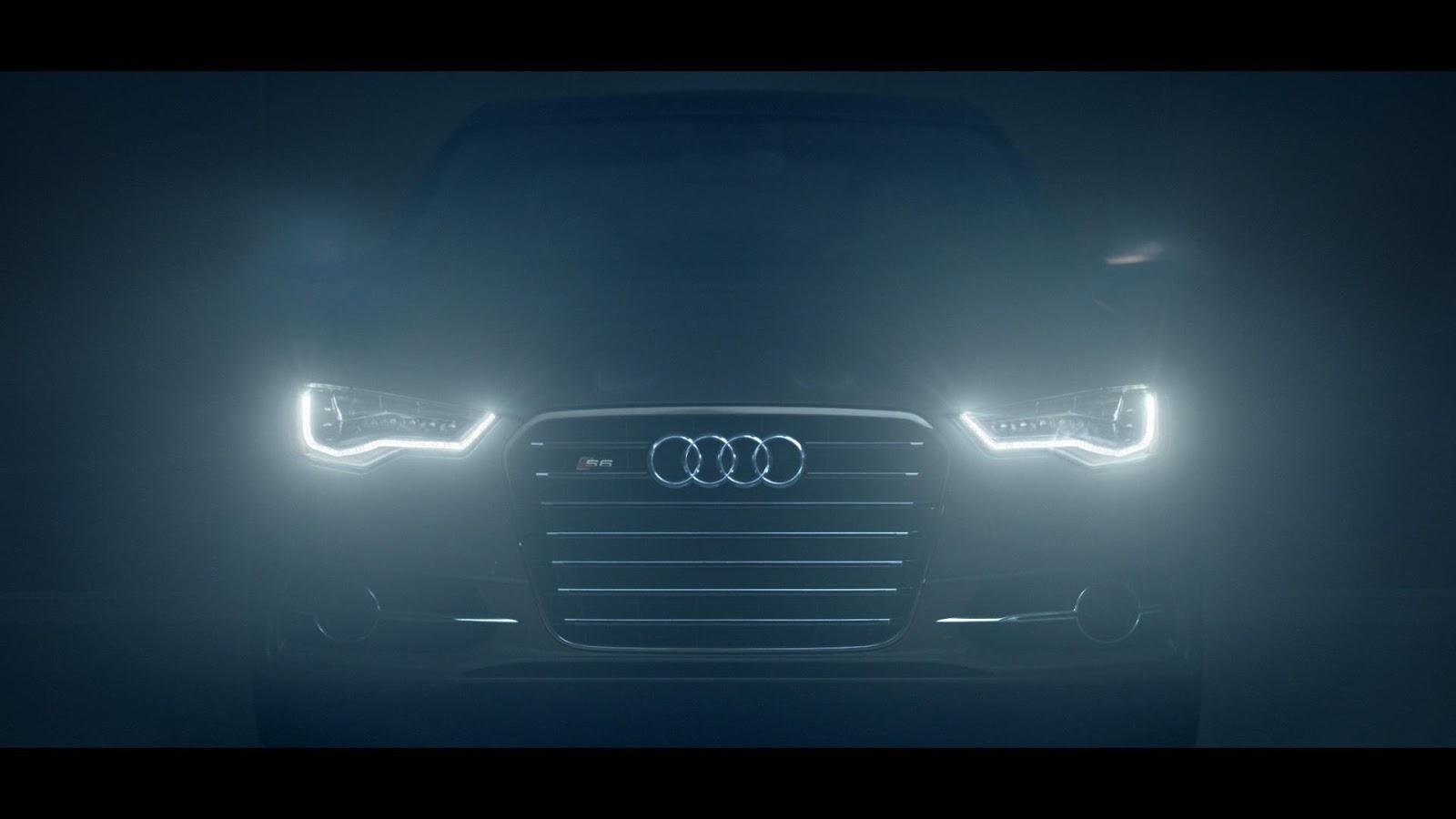 Automobile Trendz Audi At Night