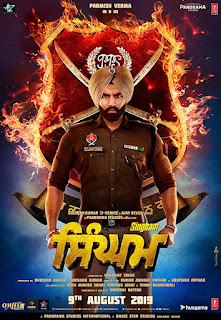 Singham (2019) Punjabi Movie Pre-DVDRip | 720p | 480p