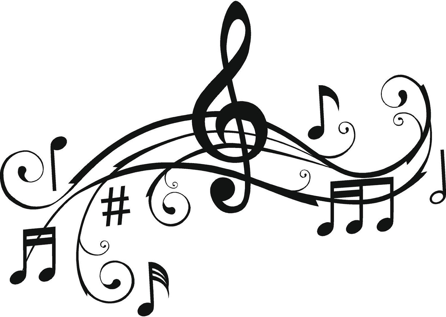 music clipart backgrounds - photo #30