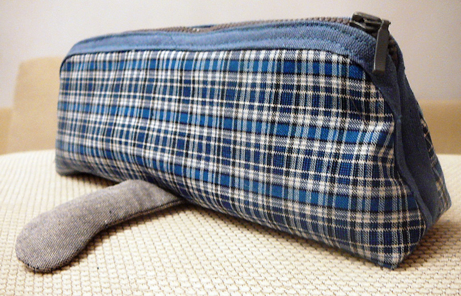 Pencil Case Cat DIY Tutorial