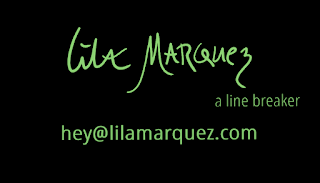 Lila Marquez Business Card