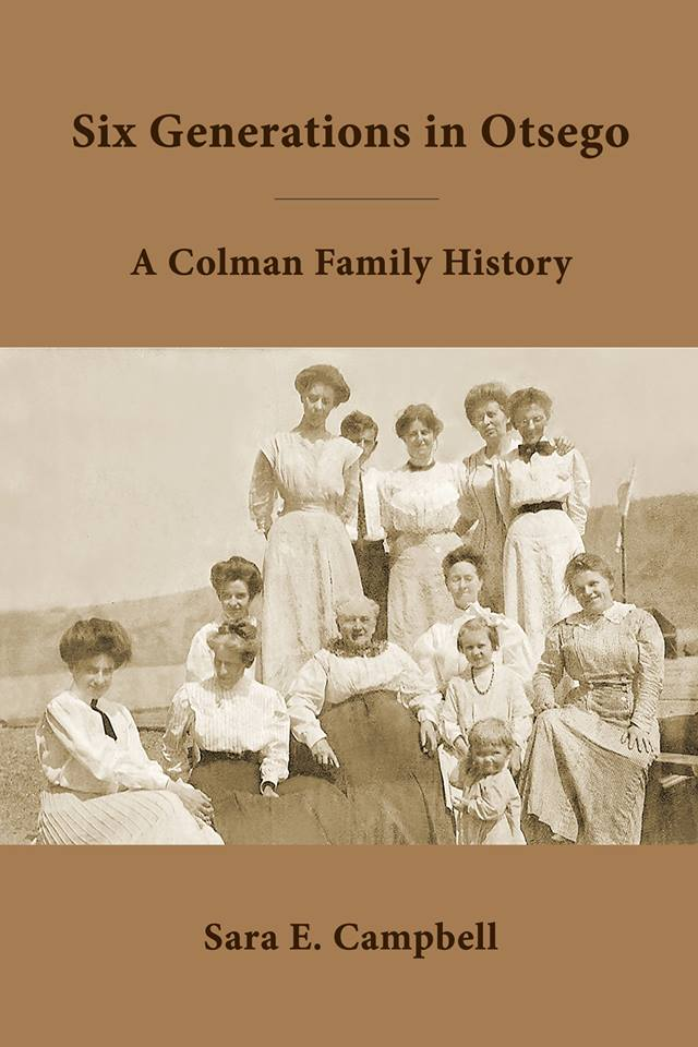 New Family History Book!