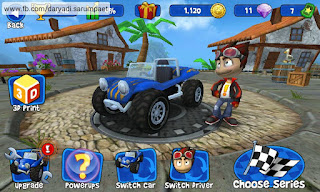in addition to it is make its popularity from the Android platform Foneboy Beach Buggy Racing APK Android Game Download + Review