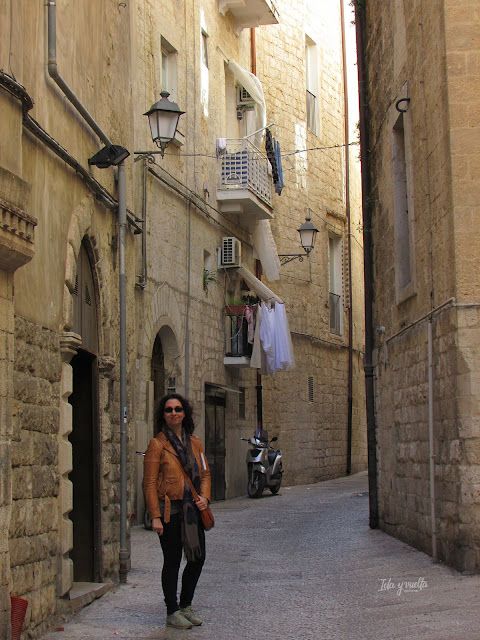 Calles de Bari