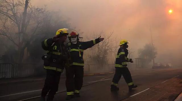 Israel Butuh 30 Tahun untuk Pulih dari Kebakaran Hebat