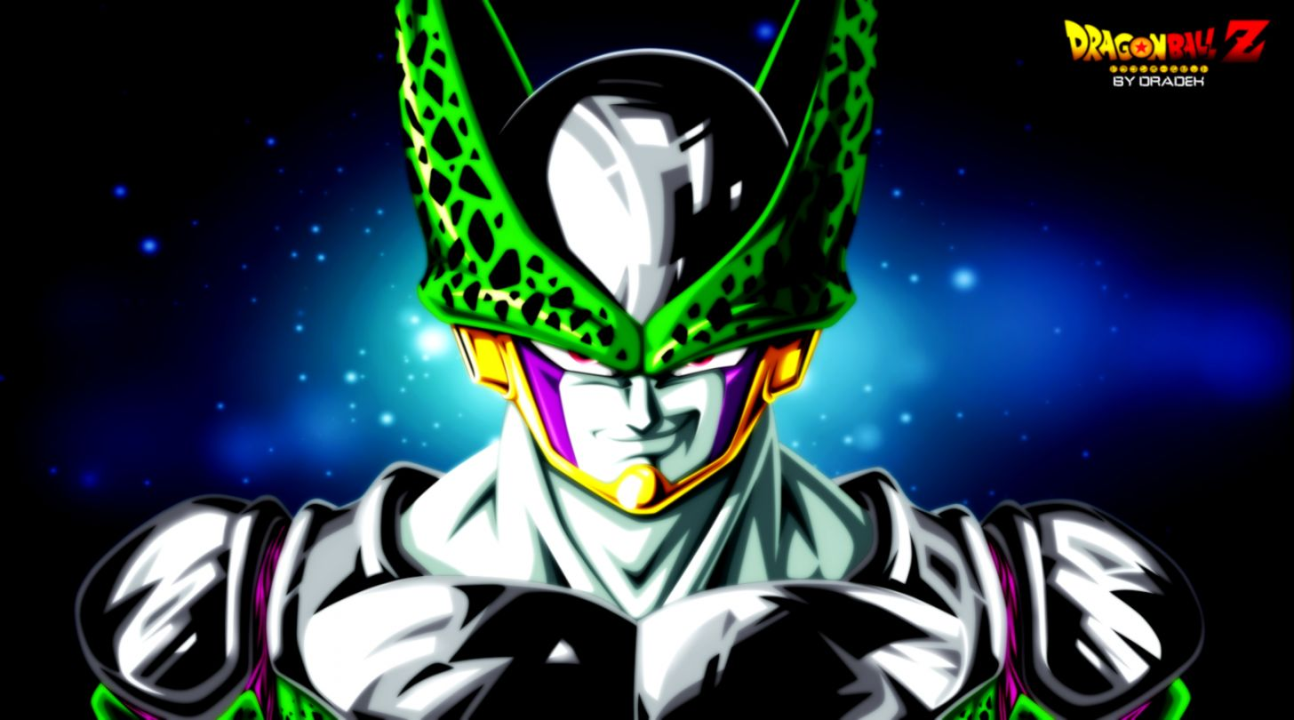Dragon Ball Z Cell Wallpaper Wallpapers Quality