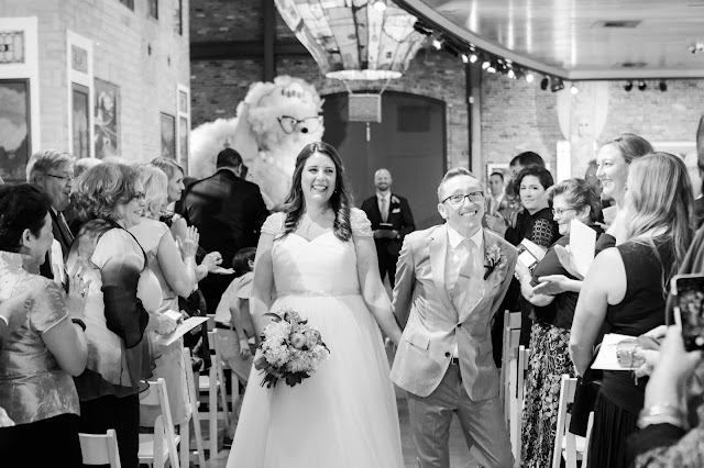 American Visionary Art Museum Wedding Photographed by Heather Ryan Photography