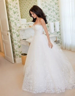 Canadian Girl Wedding Dress