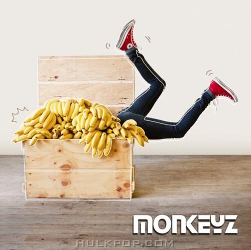 Monkeyz – First Cry – EP