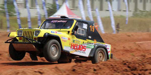 Tim Evalube Optimistis Hadapi Seri ke-3 Kejurnas Speed Offroad