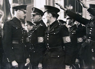 British Union Fascists - Sir Oswald Mosley (pulled from Pinterest - no other web reference found)