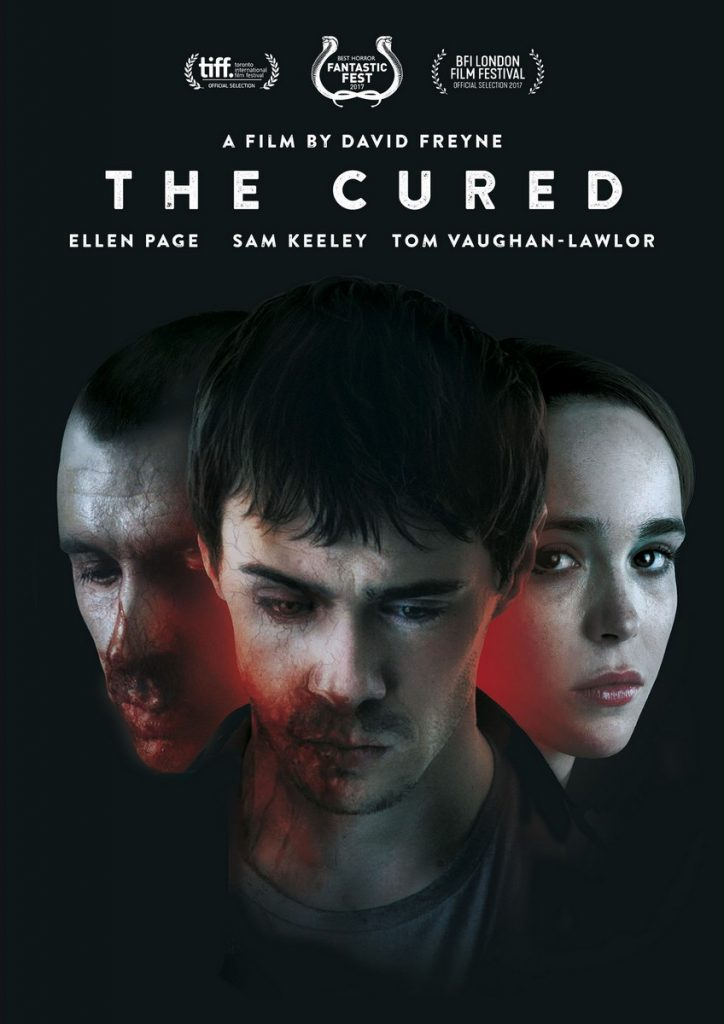 The Cured [2017] [DVDR] [NTSC] [Latino]