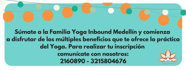 Yoga, meditación, inbound