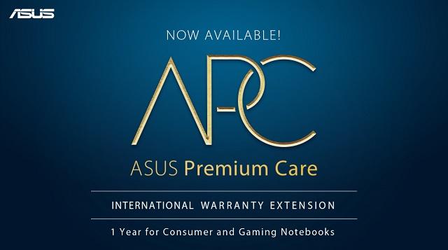 ASUS Premium Care Program