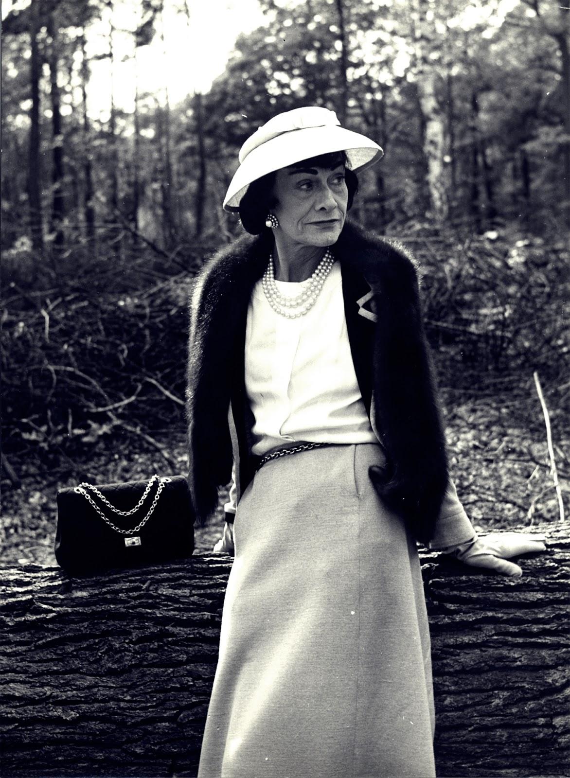 Coco Chanel 告訴你 女人最理想的衣櫥應該有6大元素: Quotes / Aforismi