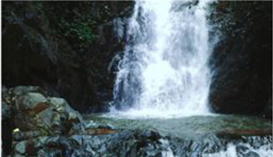 Curug Sigandul Desa Sodong Kecamatan Wonotunggal Kabupaten Batang