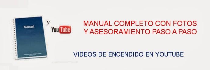 manual y asesoramiento completo