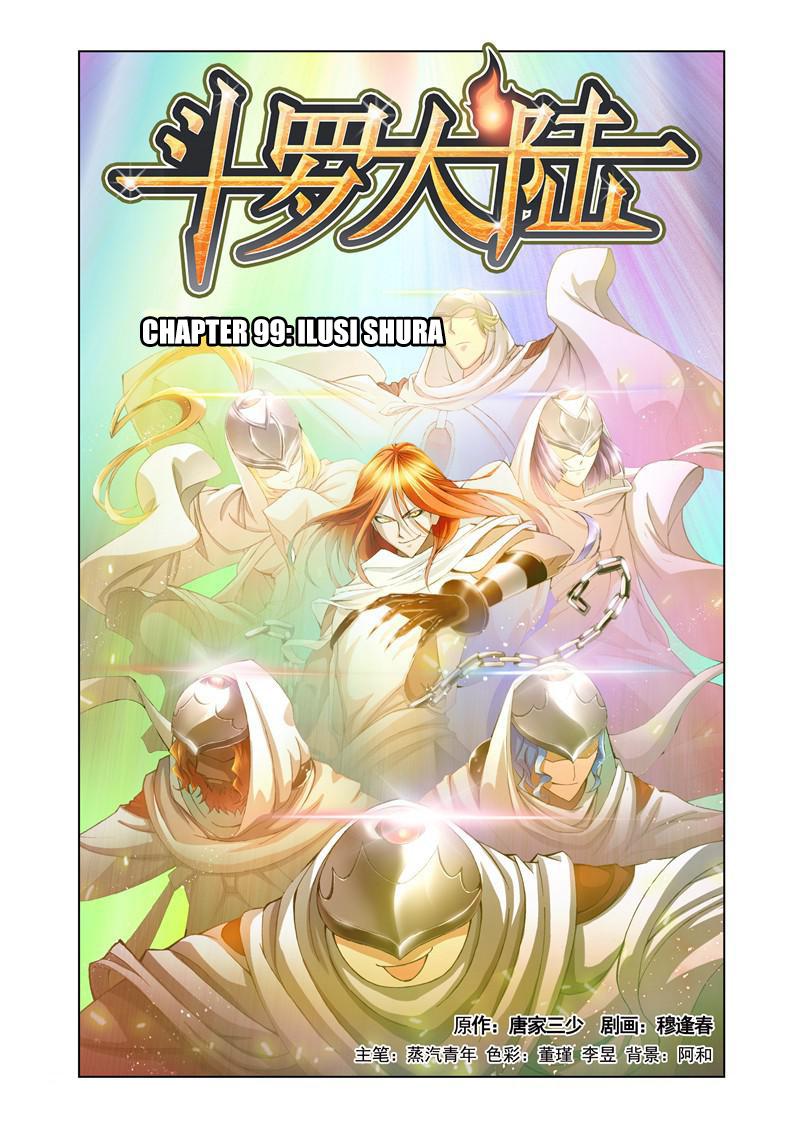 Soul Land Chapter 99