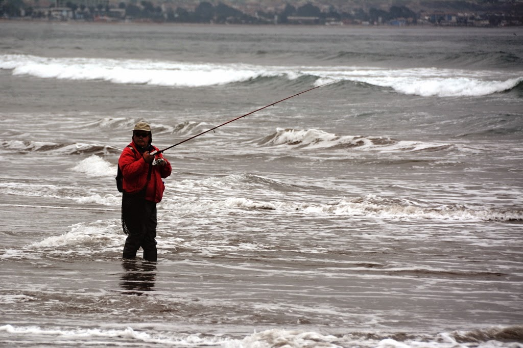 La Serena fishing