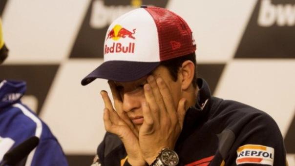berita motogp Marquez mengakui, Dia sangat tertekan sebelum mengunci gelar