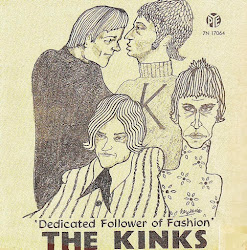 Press Ad For Dedicated Followers Of Fashion by The Kinks, 1966