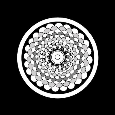 Free Clipart Mandala Series RT002