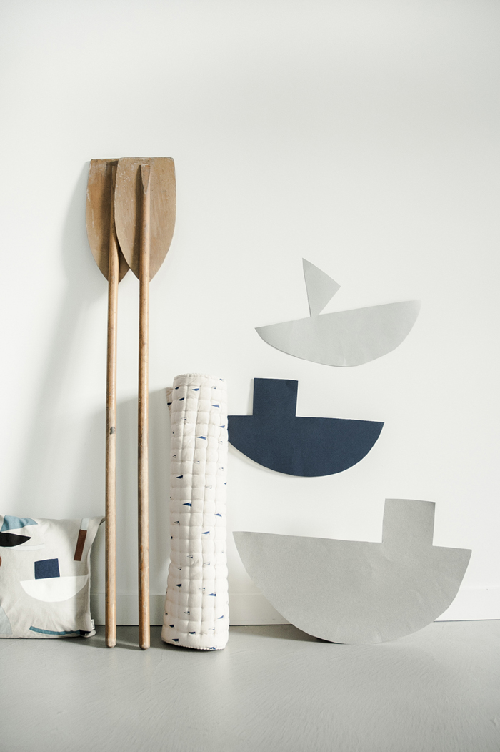 Ferm Living for kids sea theme