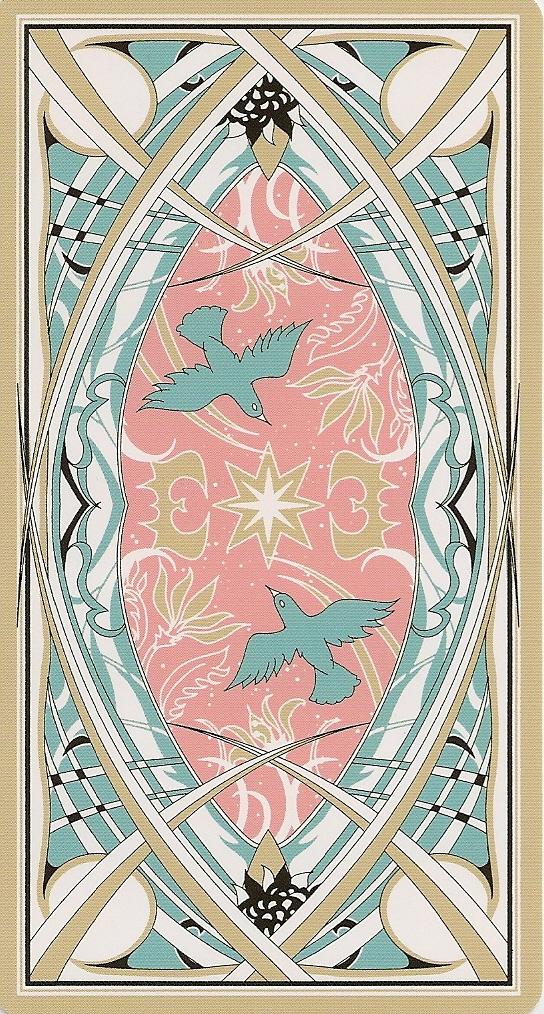 Eno's Tarots: Blue Birds' Tarot