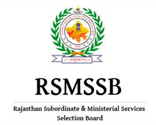 RSMSSB Junior Instructor Previous Question Papers & Syllabus in Hindi 2018