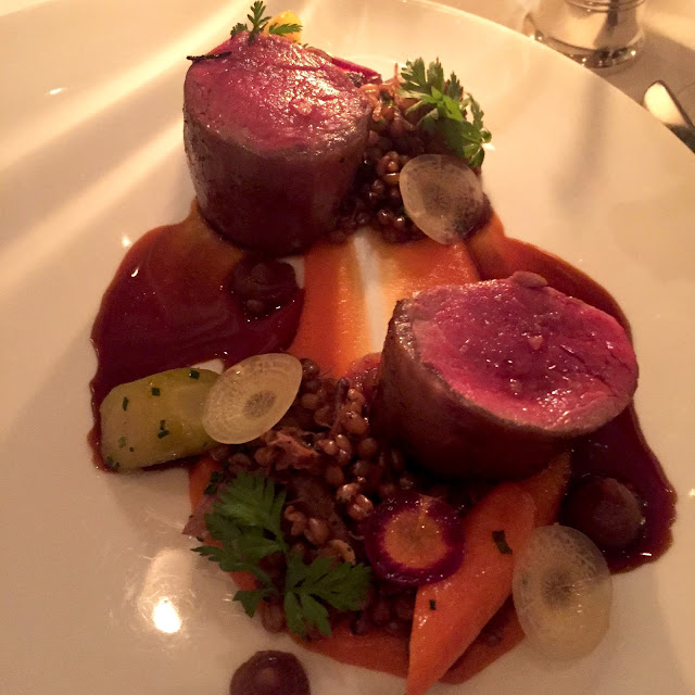 Langdon Hall, Lamb, Dinner Menu, Review, Cambridge, Toronto