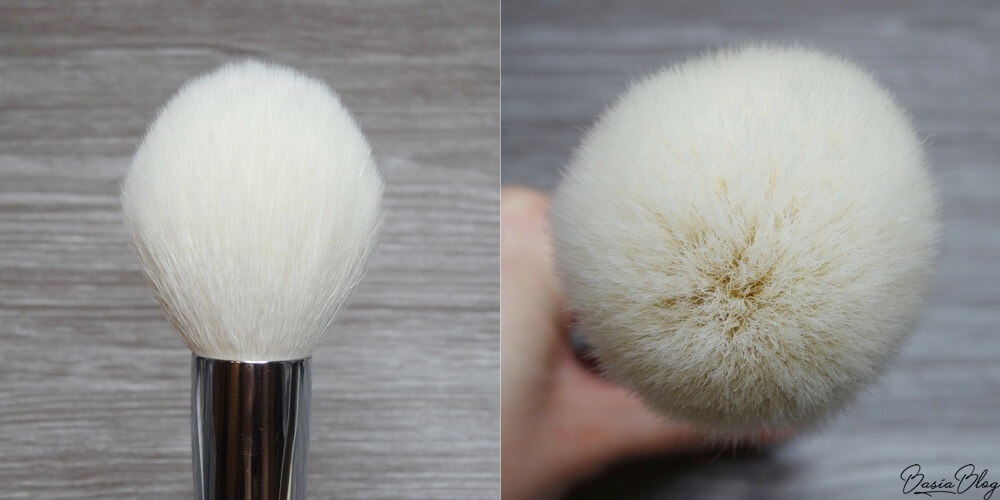 Zoeva 101 Luxe Face Definer pędzel do konturowania jajko