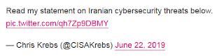 الهجوم الإلكتروني الأمريكي ضرب أهدافًا إيرانية
