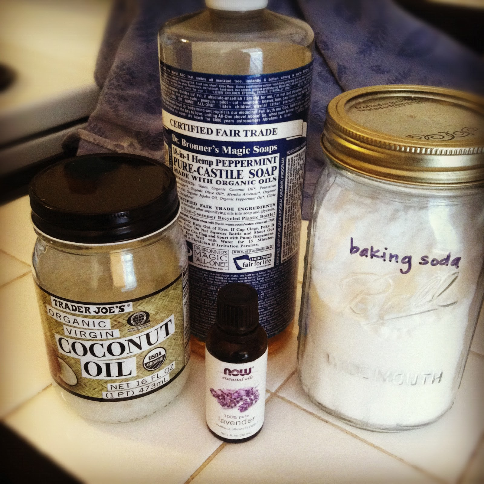 Diy Soap Essential Oils Cancan Diy Shampoo With Castile Soap And Baking Soda