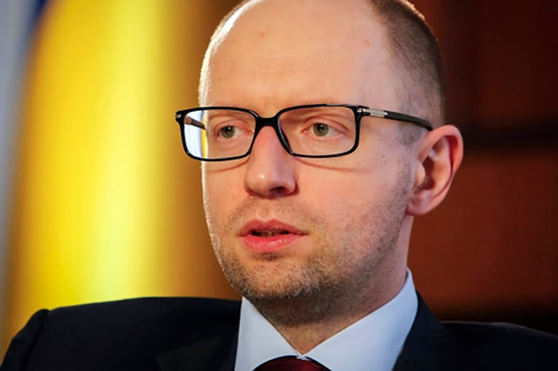 Prime Minister Yatsenyuk gave an interview on to main Ukrainian TV channels, concerning key challenges Ukraine is facing