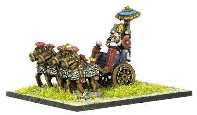 ANS2 Neo/Sargonid Assyrian Chariots