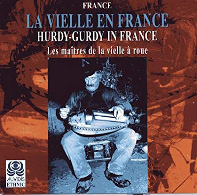 Hurdy-gurdy in France
