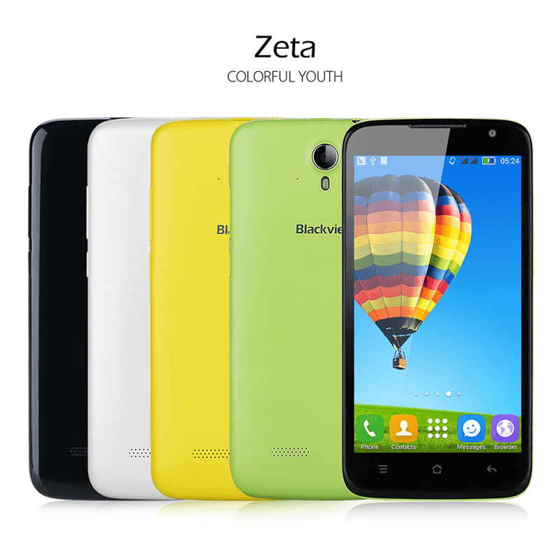 The Octa Core Powered Blackview Zeta Goes On Sale, Down To Just 3999 Pesos!