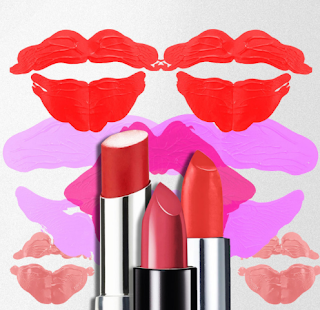 Use a Lipstick that is suitable for your lips