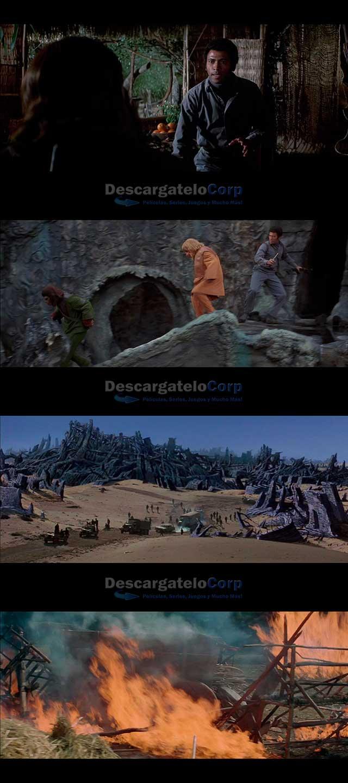 La Batalla por el Planeta de los Simios (1973) HD 1080p Latino