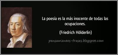 frases de Friedrich Hölderlin