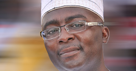 Prez. Mahama has made youth jobless - Bawumia
