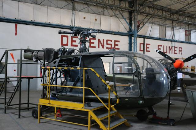 EALC Corbas musée de l'aviation Lyon