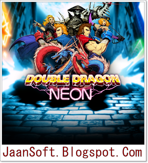 Double Dragon Neon Game For PC 2017 Download
