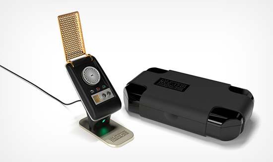 9. Star Trek Bluetooth Communicator