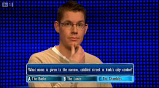Richard Gottfried on The Chase