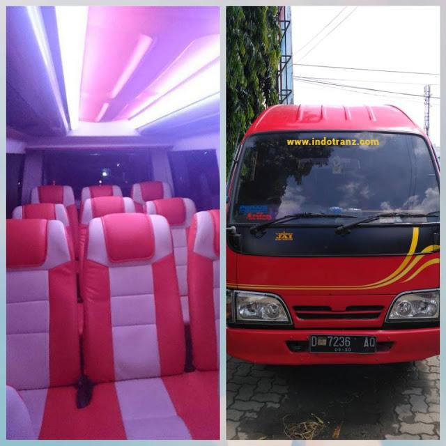 Travel Lampung Jakarta - Lampung Tranz