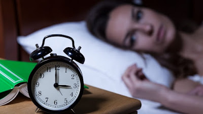 cara menghilangkan insomnia secara mudah